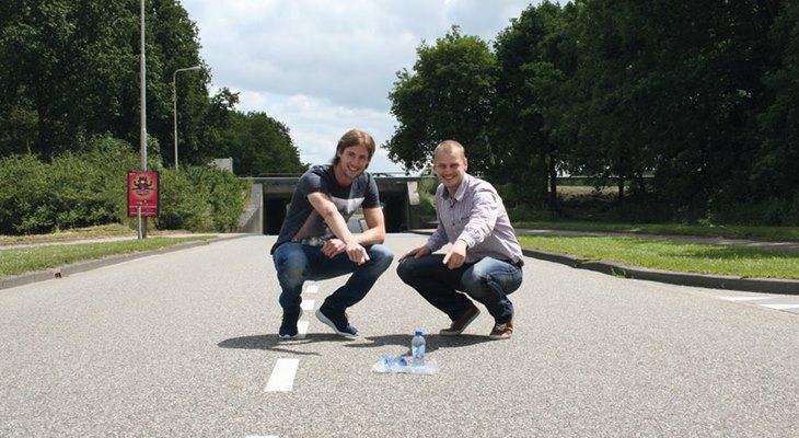 Голландцы начинают строить «вечные» пластиковые дороги