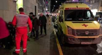 Скорая помощь из России спасла человека в Стокгольме