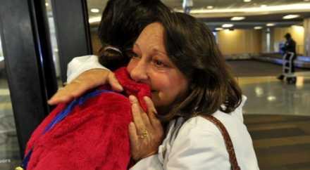 Мать встретилась с девушкой, в груди которой бьётся сердце её сына