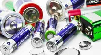 Россияне собрали для переработки 17000 килограммов батареек