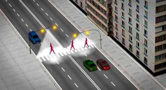 В Новоуральске создана новаторская система безопасности для пешеходов