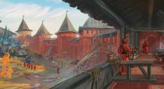 Премьера мультфильма «Крепость» назначена на День народного единства