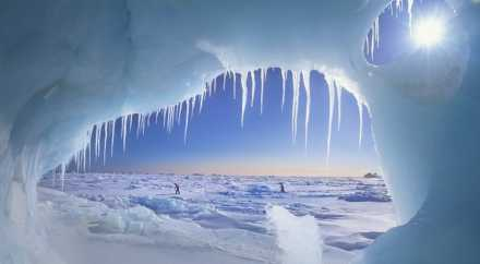 Арктические льды восстанавливают площадь