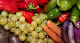 300 граммов овощей и фруктов в день продлевают жизнь