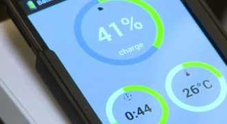 Аккумулятор для смартфона, заряжаемый за две минуты, представлен широкой публике