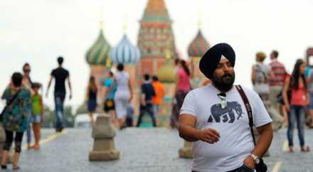 Россия вошла в топ-10 наиболее посещаемых стран мира