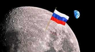 Россия планирует добывать на Луне полезные ископаемые