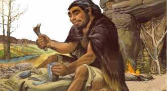 Разделение труда появилось ещё в эпоху палеолита