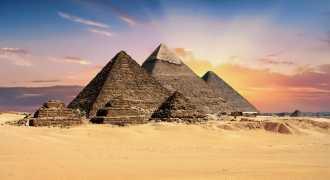 Учёные разгадали тайну египетских пирамид