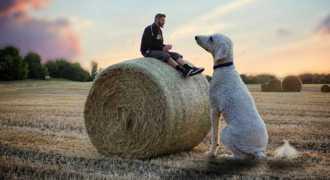 Фотограф из США сделал звездой интернета собственного пса