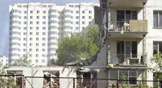 В России расселено 53 процента аварийного жилья