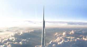 Самая высокая башня в мире превысит один километр