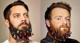 Украшения для бороды оказались социальным проектом против рака