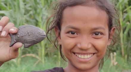 Суп из железной рыбы спасает камбоджийцев от анемии