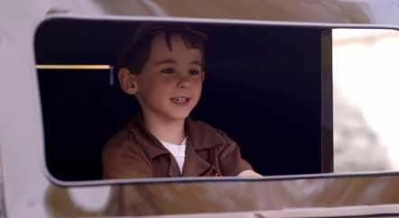 Почтовая компания выполнила рождественское желание 4-летнего мальчика
