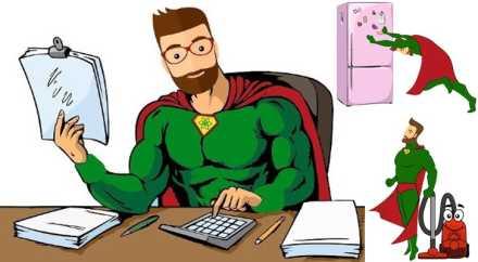 В Краснодарском крае появился коммунальный супергерой