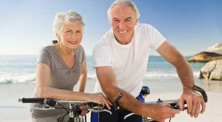 Мозг подвижных пенсионеров остаётся на 10 лет моложе
