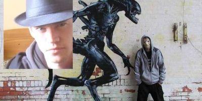 Бывший наркоман вернулся к занятию граффити