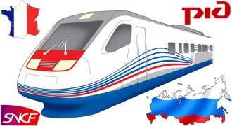 Россия построит евровагоны для французских ночных поездов