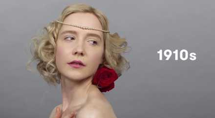 Ролик про историю моды в России за 2 дня посмотрели 1,3 миллиона человек