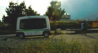 На улицы Хельсинки выйдут беспилотные автобусы