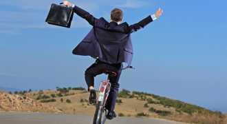 Консульство Финляндии в Петербурге купило велосипеды для сотрудников