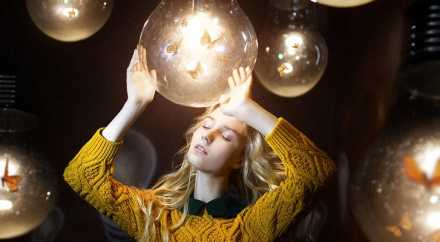 Томские учёные работают над успокоительными светодиодными лампами