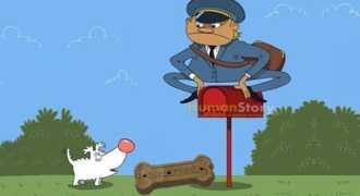 Почтальонов Австралии защитят от собак галетами