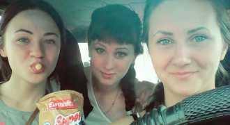 Три девушки из России объехали пол-Европы на обыкновенной «девятке»