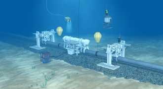 Стартовало строительство подводного участка «Турецкого потока»