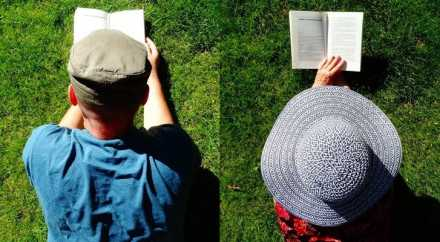 Доказана польза чтения книг для здоровья