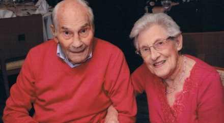 В Британии молодожёнами станут 91-летняя невеста и 103-летний жених