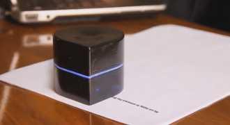 Первый в мире карманный принтер