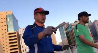 Миллионеры убирают городские улицы