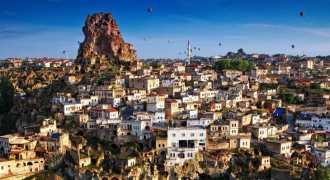 Подземный город возрастом 5000 лет нашли в Турции