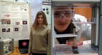Выпускница московской школы изобрела прибор для анализа крови