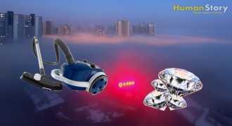 Бриллианты из загрязнённого воздуха будут производить в Китае