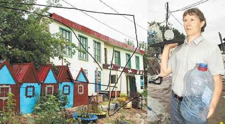 Детский сад из переработанного пластика построили в Волгограде