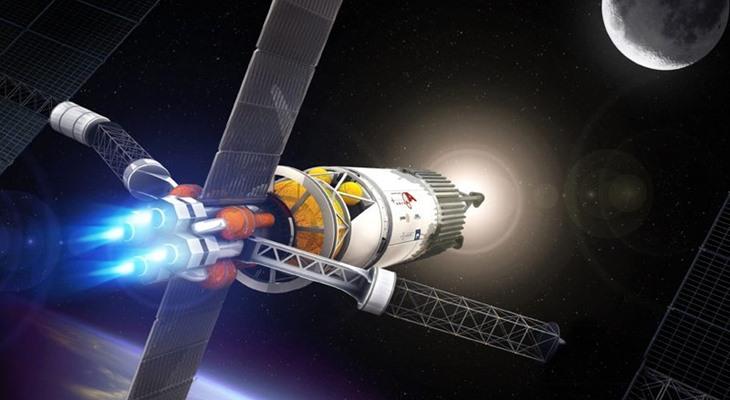 Картинки по запросу космический ядерный двигатель